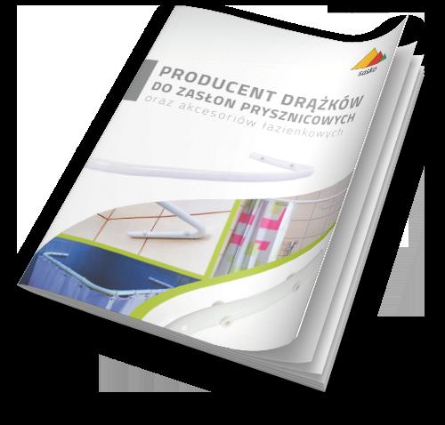 Sasko - katalog produktów - drążki prysznicowe