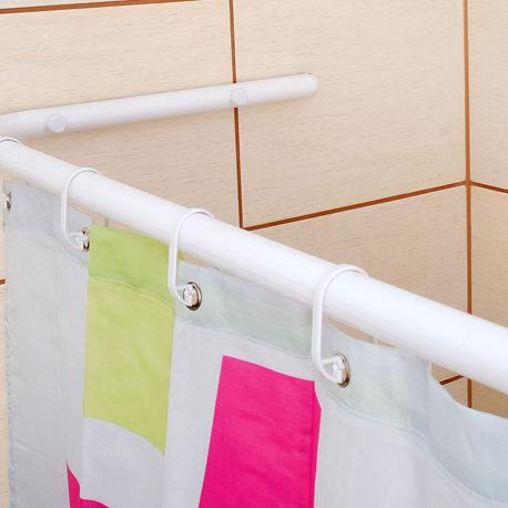 sasko – drążki dozasłon prysznicowych