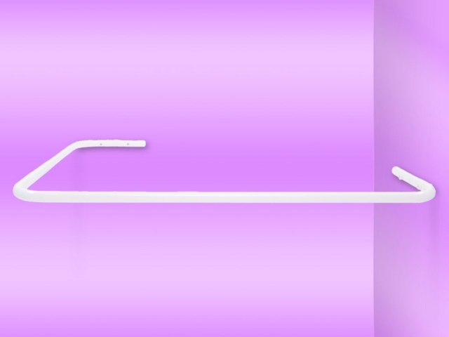 Drążek dozasłony prysznicowej dowanny – Model DS25 70cm x 100cm