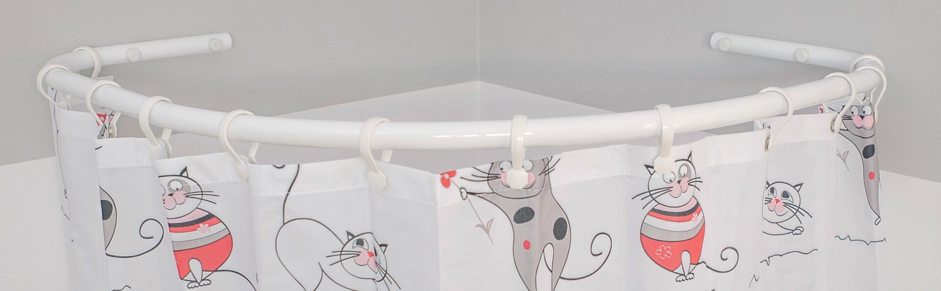Sasko – Producent drążków do zasłon prysznicowych